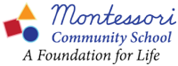Montessori Community School Logo